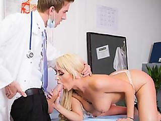 Christina Seeks The Help Of Dr. Danny, An Adventurous Plastic Surgeon