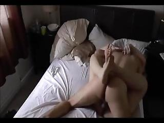 Naughty Bbw With A Shaven Pussy Getting Cummed Inside Her   Homemade