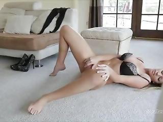 Fucks Blondie In Pantyhose