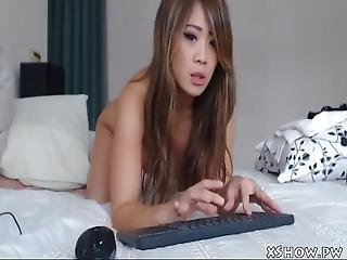 Hot Korean Woman Orgasm