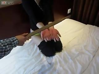 [chinesespanking] M246 - Hand Spanking