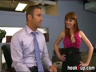 Marie Mccray Fucks Guy In The Office Before S