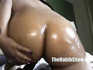 Lusty Red Sexy Thick Stripper Banged By Bbc King Kreme P2