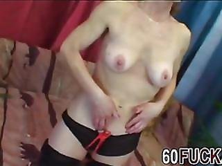 Ivet Is A Horny Granny Ready For Sex