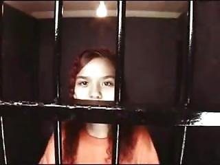 Mexican Teen Beautiful & Innocent Big Breasts Sucks Cock And Fucks In Jail