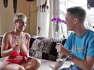 Whorish Lifestyle Of Juicy German Milf