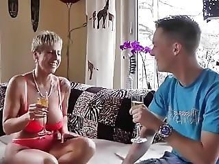 Whorish Lifestyle Of Juicy German Milf