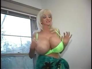 Dee Dee Green Bikini
