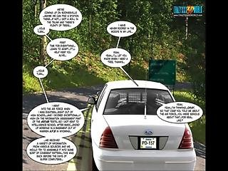3d Comic The Chaperone. Episodes 105-106