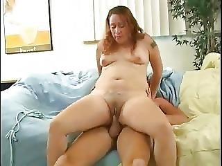 Horny Fat Chubby Fuckfriend Loves To Ride My Cock-1