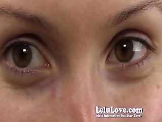 Closeup Of A Cumshot Right In My Eye