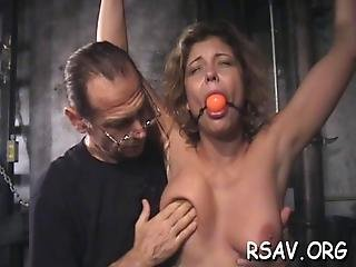 Bdsm Session For A Dude