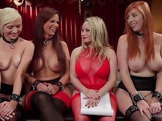 fetiche, lesbianas, orgía, pornstar