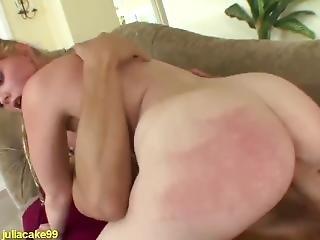 Small Teen Redhead Schoolgirl Gets Fucked By A Huge Cock