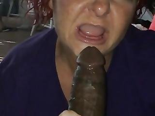 Just Doing Me And Gumming On A Bbc