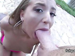 Breathtaking Looker Exposes Huge Butt And Gets Butt Hole Plowed