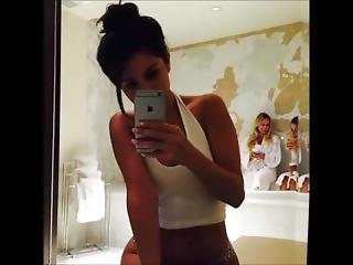 Selena Gomez Jerk Off Challenge (how Fast Can You Cum?)