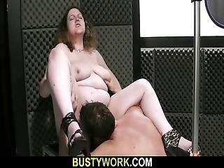 Slutty Bbw Gives Up Her Fat Snatch