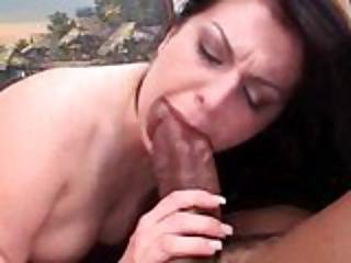 Interracial House Of Pussy 02 - Scene 3 - Vixen Pictures