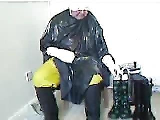 More Wanking In Latex