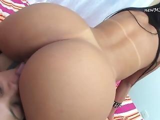 The Biggest Ass Returns [(aline, Mel)]