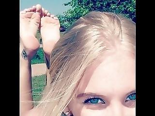 Cute Teens Feet Compilation Pics