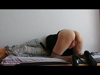 Egypt Arab Wife In Burqa Hijab Rough Anal Masturbation On Webcam Porn Hijab