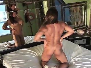 Ana Claudia Pires Nude Bedroom Flex Video