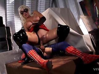 Avengers A Porn Parody (2012) Part Ii
