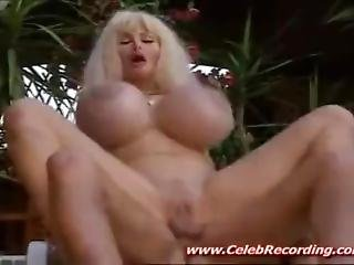 Lolo Ferrari - Giant Titi Milf Fucked