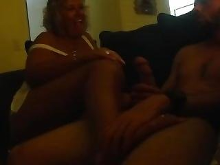 23 Year Old Jerking Off For Sophia ..just Before He Fucks Her