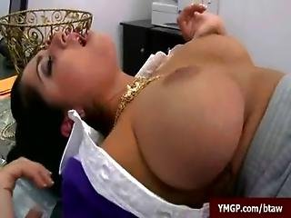 Hardcore sex fucking at work with busty secretary 24