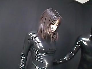 Japanese Latex Catsuit 50