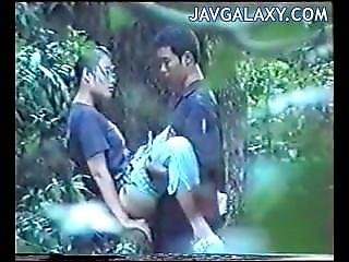 Japanese And Thai Sluts Voyeur Fuck