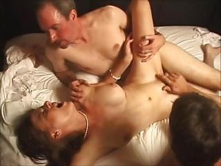 3 People Do Bigtit Milf From Sexdatemilf.com She Cums Crying Like Slut In H