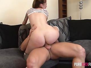 Banging The Cute Tiny Teen