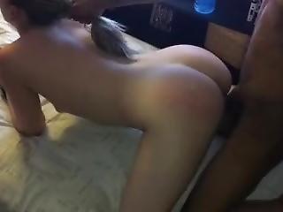 Cute White Teen Tries Huge Bbc Bareback And Loves It! Hd! She Cums Hard!