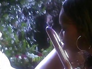 Ebony, Lesbian, Muff, Small Tits, Twisted
