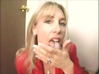 Wifeysworld Circa 2003 Cum Swallow 007