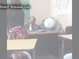 Slutty Student Shows Off Her Goods