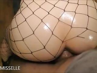 Littlemisselle Fucked In Fishnets Facial Psy-faerie