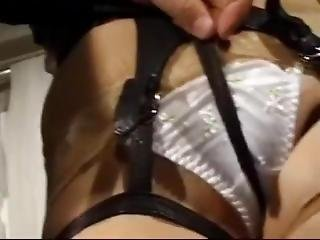 Short-haired Asian Harness Gagged #1