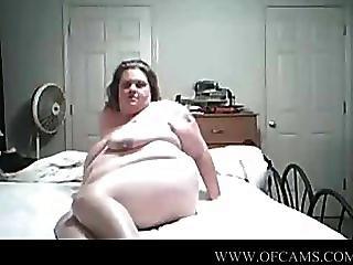 Obese Carla Posing Magazine Doggystyl K