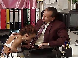 Anal, Blowjob, Desk, Facial, Young