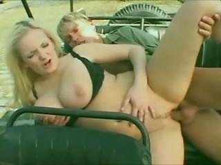 Huge Natural Tits Russian Army Babe Fucked By Sergeant