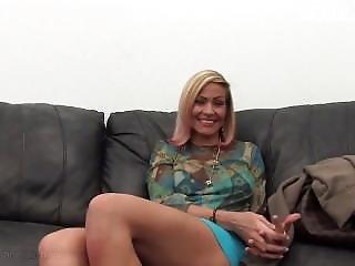 Amateur, Anal, Hinterzimmer, Vorsprechen, Couch, Orgasmus