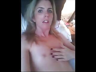 Very Horny Milf Cums Hard
