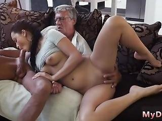 Old Guy Fucks Hot Women Teen Girl What Would You Prefer - Computer Or