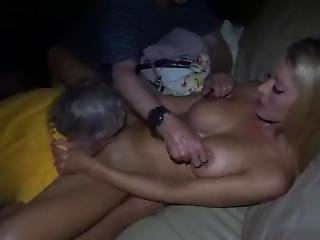 MILF orgie kurva