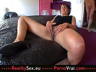 Milf wants cock and cum